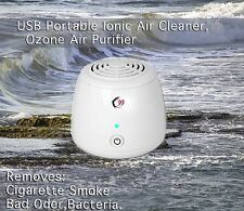 Air purifier Ionic air cleaner ozone generator