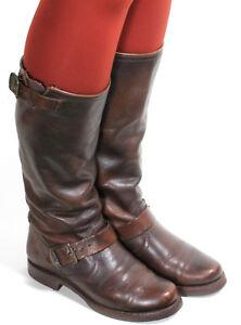 Westernstiefel Cowboystiefel Catalan Style Line Dance Texas Frye Boots 36