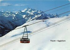 BG18087 luftseilbahn fiesch eggishorn matterhorn cable train   switzerland