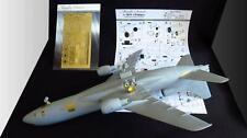 1/144 Metallic Details Detailing set for aircraft model L-1011 Tristar MD14411