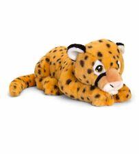 Keeleco 45cm Cheetah Kids/children Animal Soft Plush Stuffed Toy Brown 3y
