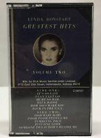 Linda Ronstadt Greatest Hits Volume 2 Cassette Tape 5C-5516 C 160157