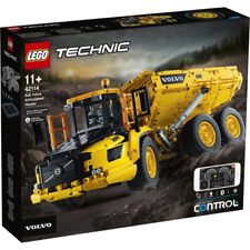 LEGO 42114 Technic 6x6 Volvo Articulated Hauler Brand New Sealed