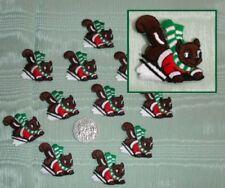 Christmas Squirrel Motifs   - Packet 3