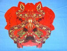 "SANTANA ""FESTIVAL"" 1977 VINTAGE ORIGINAL ADVERTISING MOBILE EXCELLENT CONDITION"