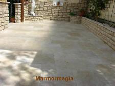 Travertin Marmor Terrassenplatten Naturstein  Garten