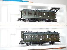ROCO H0  - 44206C / 44505 / 44513 DRG 3-achsige Abteilwagen -   OVP  X293X