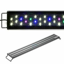 "Aquaneat Led Aquarium Light Full Spectrum 24"" to 34"" Fish Tank Light Multi-Color"