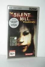 THE SILENT HILL EXPERIENCE FILM UMD USATO SONY PSP EDIZIONE ITALIANA VBC 56455
