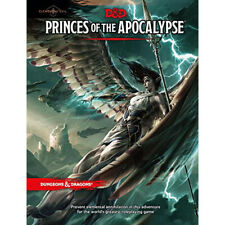 Dungeons & Dragons 5th Edition: Elemental Evil - Princes of the Apocalypse