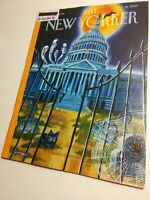 The New Yorker Magazine 10/21/13 Jack Dorsey's streamlined revolution Near Mint
