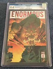 Enormous #1 (Phantom Variant) - CGC 9.4