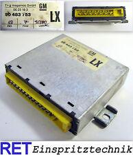 Steuergerät Diebstahlwarnanlage Megamos 90483753 Opel Astra Tigra original