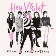 Hey Violet - From The Outside [New CD] Explicit