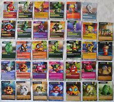 Super Foodies, Esselunga: set completo di 34 carte da gioco