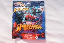 Marvel Spider-Man Puzzle on the Go! 48 Pieces In A Resealable Bag #2