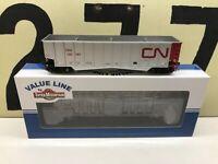 InterMountain Value Line HO Scale CN Trinity Coal Gondola RD #192187 RTR New