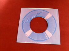 "COLLECTABLES RECORD~ VINTAGE ORIGINAL ~ RECORD COMPANY SLEEVE ~ 7"" SINGLE 45 RPM"