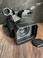 """Sony HXR-NX100 Full HD NXCAM Camcorder """"Mint Condition"""""""