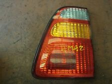 TOYOTA LAND CRUISER AMAZON 2004 OFF SIDE DRIVER RIGHT INNER REAR LIGHT TAILLIGHT