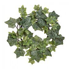 Inglés corona de hiedra Planta Artificial Ø 20cm en grün-gefrostet postizo