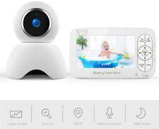 HD Baby Monitor, BOIFUN 5 inch Video Baby Monitor with 720P Camera Remote Pan/Ti