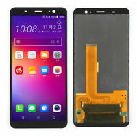 Black For HTC U11+ U11 Plus LCD Display Touch Screen Digitizer Glass Assembly AA
