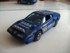 Bburago burago Ferrari 308 GTB in Blue on 1:43
