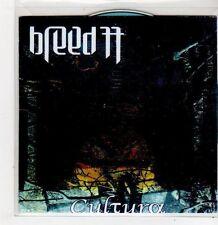 (FF848) Breed 77, Cultura - 2004 DJ CD