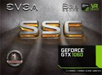 EVGA GeForce GTX 1060 SSC 6GB GDDR5 GRAPHICS CARD — OPEN BOX