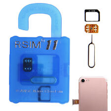 R-SIM11 General Nano Cloud Unlock Card iOS7-iOS10 For iPhone 5/5S/6/6S/7/7S
