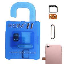 R-SIM11 General Nano Cloud Unlock Card iOS7-iOS10 For iPhone 5/5S/6/6S/7/7S