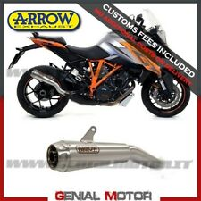 Exhaust Arrow Pro Race Steel Ktm 1290 Superduke R 2017 > 2019