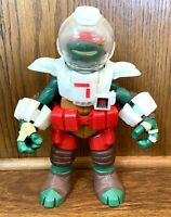 "Space Battler Raphael TMNT Ninja Turtles 10"" Action Figure 2015 Nickelodeon Raph"