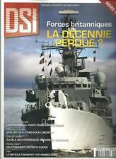 DSI H.S. N° 44 / FORCES BRITANNIQUES : LA DECENNIE PERDUE ? - ROYAL NAVY