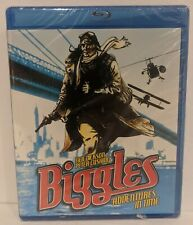 Biggles Adventures In Time (Kino Lorber BluRay, 1986, Region 1/A NTSC)