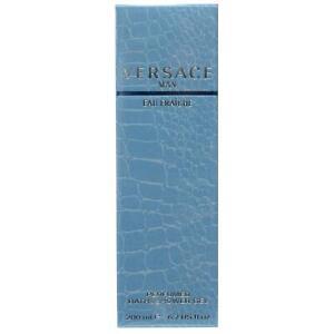 Versace Man Eau Fraiche Perfumed Bath & Shower Gel 200ml Boxed & Sealed