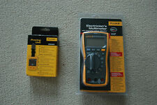 Fluke 177 Multimeter - digital - CAT III 1000V - CAT IV 600V - + PRV 240 KIT