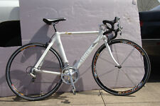 Kestrel 4000 Carbon Spectre, 54 cm, 2x8 gears, Rolf Vector/Prima Vigor Wheels