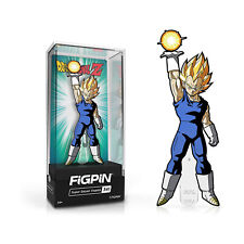 Figpin Dragon Ball Super Saiyan Vegeta Collectible Pin #341 NEW IN STOCK