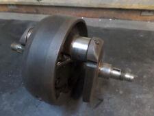 650 pre unit Triumph big bearing Crank still in good standard size Kurbelwelle