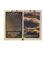 Beach House Poster  Bloom  Two Sided BeachHouse