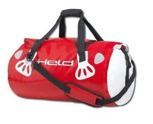 Held Motorrad Gepäcktasche Carry-Bag 30 L in weiß rot Tasche Motorrad NEU