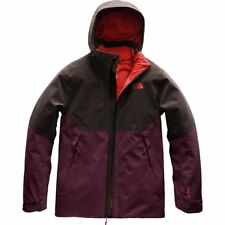 The North Face Men's APEX FLEX GTX THERMAL Insulated GoreTex Jacket Fig Brown M