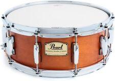 "Pearl Session Studio Classic 14"" X 5.5"" Snare Drum/Matte Liquid Amber/# 389/NEW"