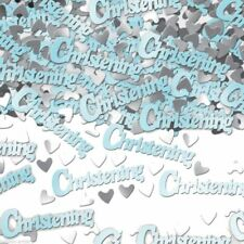 Christening Heart Party Confetti