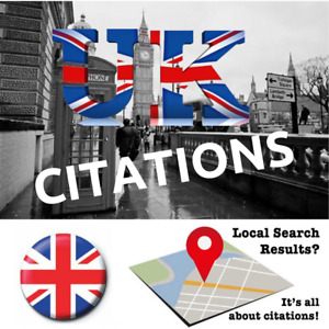400 UK Citations! Submit your business details & Boost your Google Local Ranks!