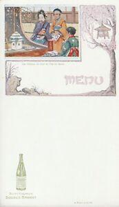 """menu source badoit """" les gateaux du jour de l'an au japon"""""""