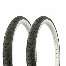 26 x 2.125 Beach Cruiser White Wall Tires