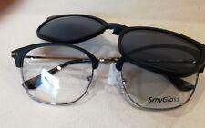 SMYGLASS  DC 3028  C1   52-20   occhiale da vista con clip calamitata